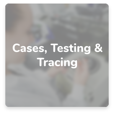 Click here for Cases, Testing, Tracing